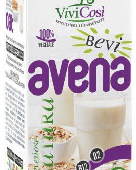 Bebida vegetal de avena fortificada Vivicosi