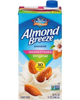 Almond Breeze vainilla, s/ azucar