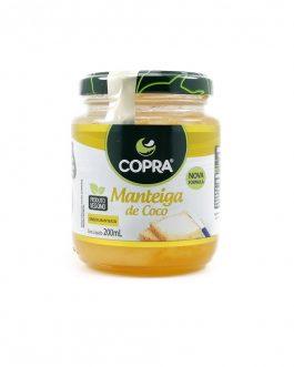 Mantequilla de coco 200mL