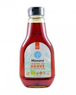 Jarabe de agave RAW,Manare