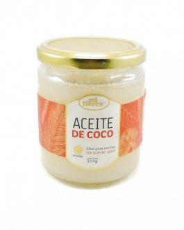 Aceite de coco refinado, Mi Tierra