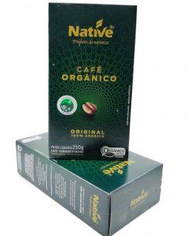 Cafe de grano molido, Native