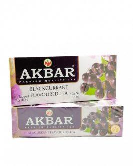 Te Blackcurrant,  Akbar