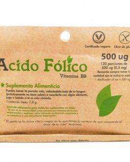 Acido folico, dulzura natural