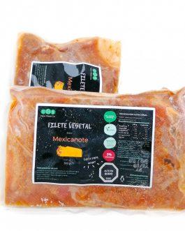 Filete vegetal mexicanote, New meat co.