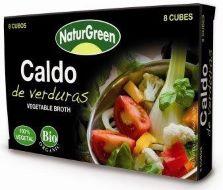 Caldo de Verduras Orgánico, Naturgreen