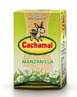 Infusion de Manzanilla, Cachamai