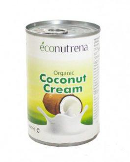 Crema de coco, Econutrena