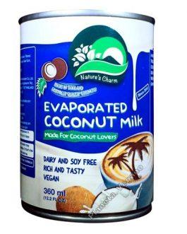 Alimento evaporado de coco, Nature Charm